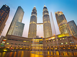 Special Offer: Half Day City Orientation - In English, Kuala Lumpur