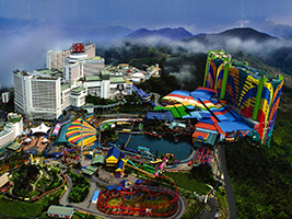Genting Highlands Trip, Kuala Lumpur