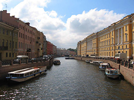 Saint Petersburg city tour and Peter and Paul Fortress - Private, St Petersburg