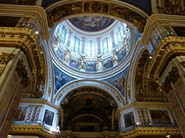 City tour, Saint Isaak Cathedral, Peter and Paul Fortress - Private, St Petersburg
