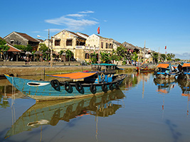 Half Day Hoi An Ancient Town From Hotel Inside Hoi An City Only, Hoi An - Danang - Central