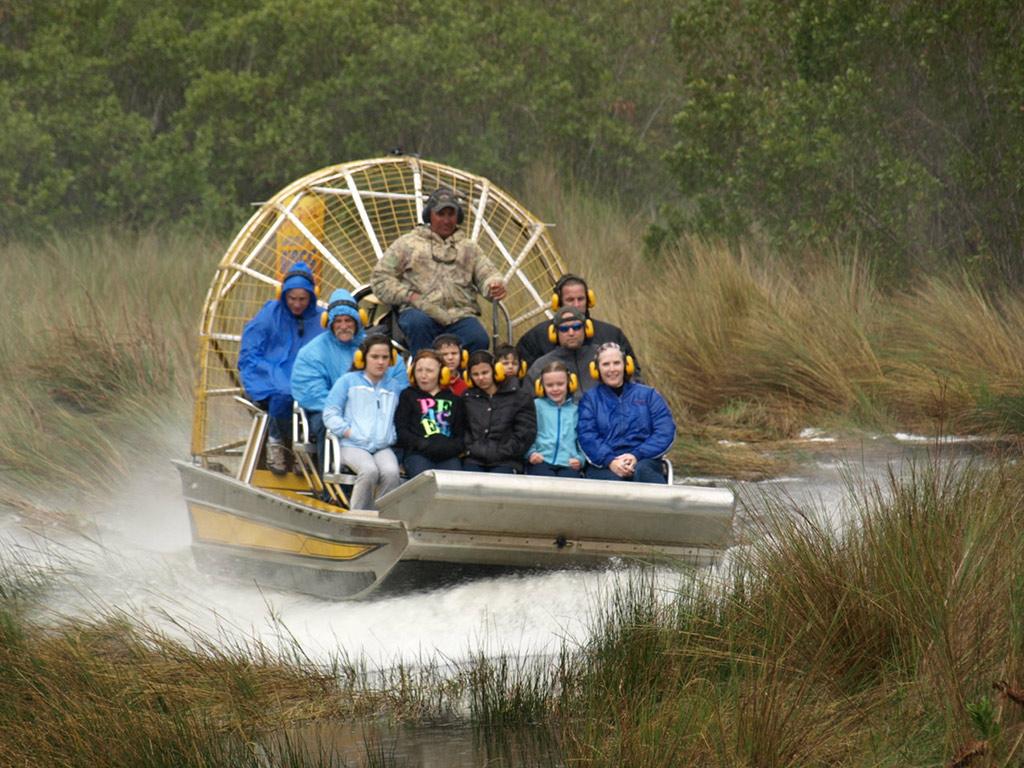 Aventura aos Everglades e Miami