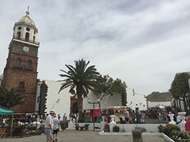 Teguise Market, Lanzarote