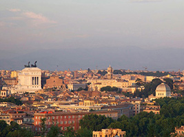 Dark Heart of Rome, Rome