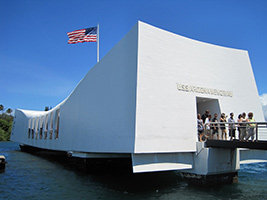 Pearl Harbor, Arizona Memorial and Punchbowl Tour, Hawaii - Oahu - HI