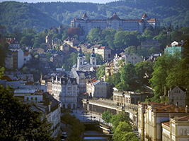Special Discount Offer: Karlovy Vary and Moser Glass Factory, Prague