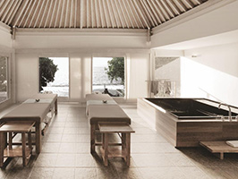 Theta Spa By The Sea, Bali