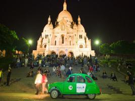 Programok/Leírások Idegen Nyelven París En Un 2Cv -Tour Privado De 45 Minutos En Coche Antiguo Por Lo Más Destacado