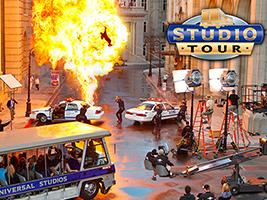 Entrada Universal Studios Hollywood