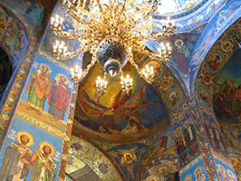 Private-City tour and Our Saviour on the blood Church visit - with transport, St Petersburg