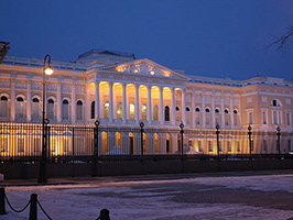 The State Russian Museum - Private Tour with Transfer, St Petersburg
