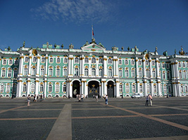 Private-Hermitage Museum, St Petersburg