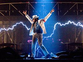 Thriller - Live show, London