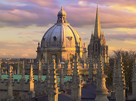 Oxford, Stratford, Cotswolds and Warwick Castle Tour, London