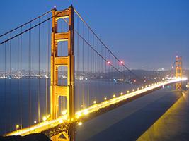 Double Decker Night Tour, San Francisco Area - CA