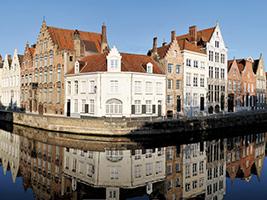 Discover Bruges, Brussels