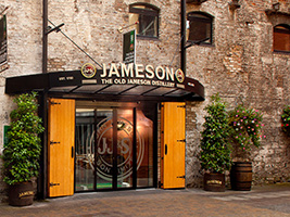 The Old Jameson Distillery Tour, Dublin