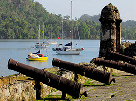 Portobelo Fort Tour, Panama City