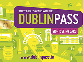 Dublin Pass - Entry to 30+ attractions, Dublin