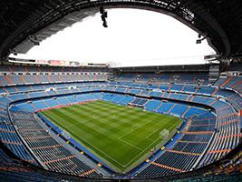 Bernabéu Tour and Real Madrid Museum, Madrid