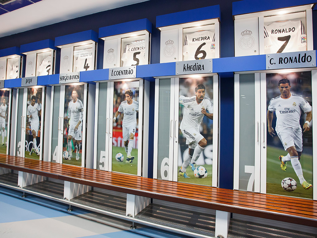 Museo Real Madrid.Bernabeu Tour And Real Madrid Museum Hotels Cars Activities