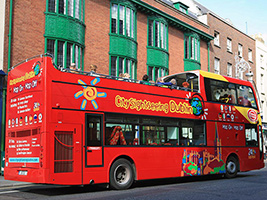 City Sightseeing Dublin Hop On-Hop-Off, Dublin