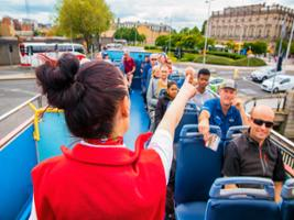 Special Discount Offer: City Sightseeing Dublin Hop On-Hop-Off, Dublin