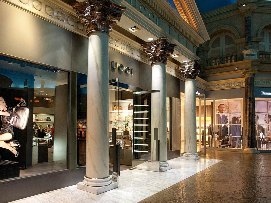Shopping At The Forum Shops At Caesars Palace | Hotels, Cars