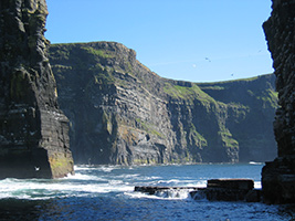 The Cliffs of Moher, Burren and Galway Bay, Dublin
