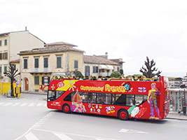 CitySightseeing Florence Hop-On Hop-Off, Florence