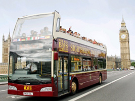 Special Discount Offer: Big Bus London Hop-on Hop-off Tour, London