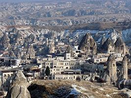 Cappadocia Classical Tour, Cappadocia
