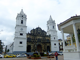 Discover the City of Panama, Panama City