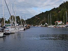 Fjord sightseeing, Oslo