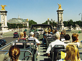 Paris L'Open Tour - Hop-on Hop-off Pass, Paris