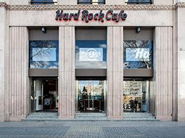 Hard Rock Cafe Barcelona, Barcelona