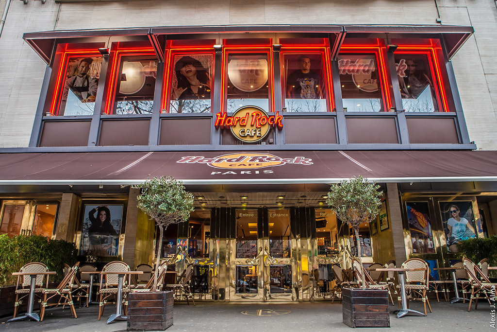 Hard Rock Cafe Paris – skip the line