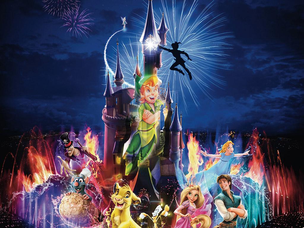 Disneyland® París 1 día 1 parque - Recogida en Hotel incluída