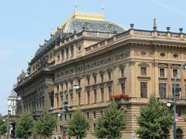 Grand city tour, Prague