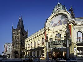 City tour, cruise and Charles Bridge tour, Prague