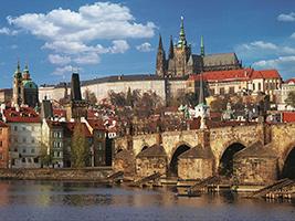 Prague castle in detail, Prague