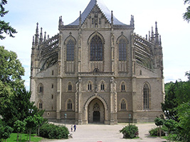 Kutná Hora tour, Prague