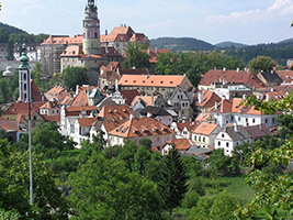Cesky Krumlov Tour, Prague