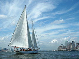 Shearwater daytime sails, New York Area - NY
