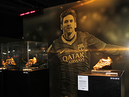 FC Barcelona museum and stadium tour - Hotels in Barcelona