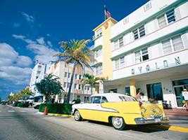 City Tour, Miami Area - FL