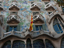 Gaudí Tour, Barcelona