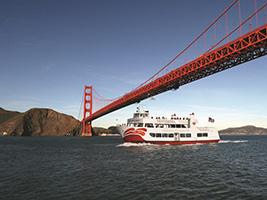 Bridge to Bridge Cruise, San Francisco Area - CA