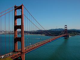 Bridge and the Beach tour, San Francisco Area - CA
