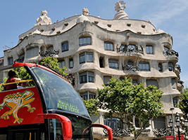 Entradas Barcelona City Tour – Hop On-Hop Off